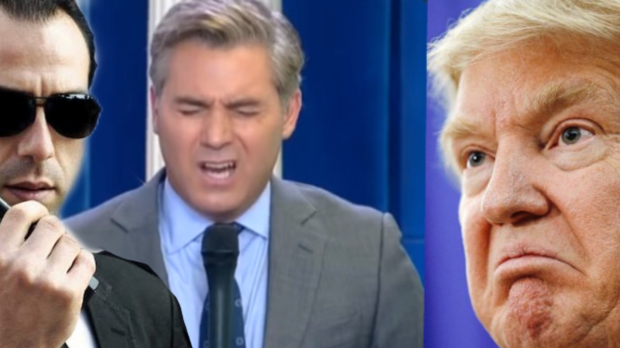 Jim Acosta Banned From White House (Video)