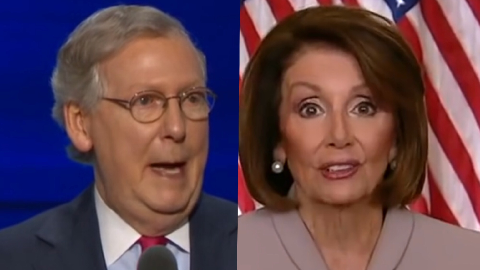 Mitch McConnell Checkmates Nancy Pelosi As Political Stunt Backfires On Senate Floor