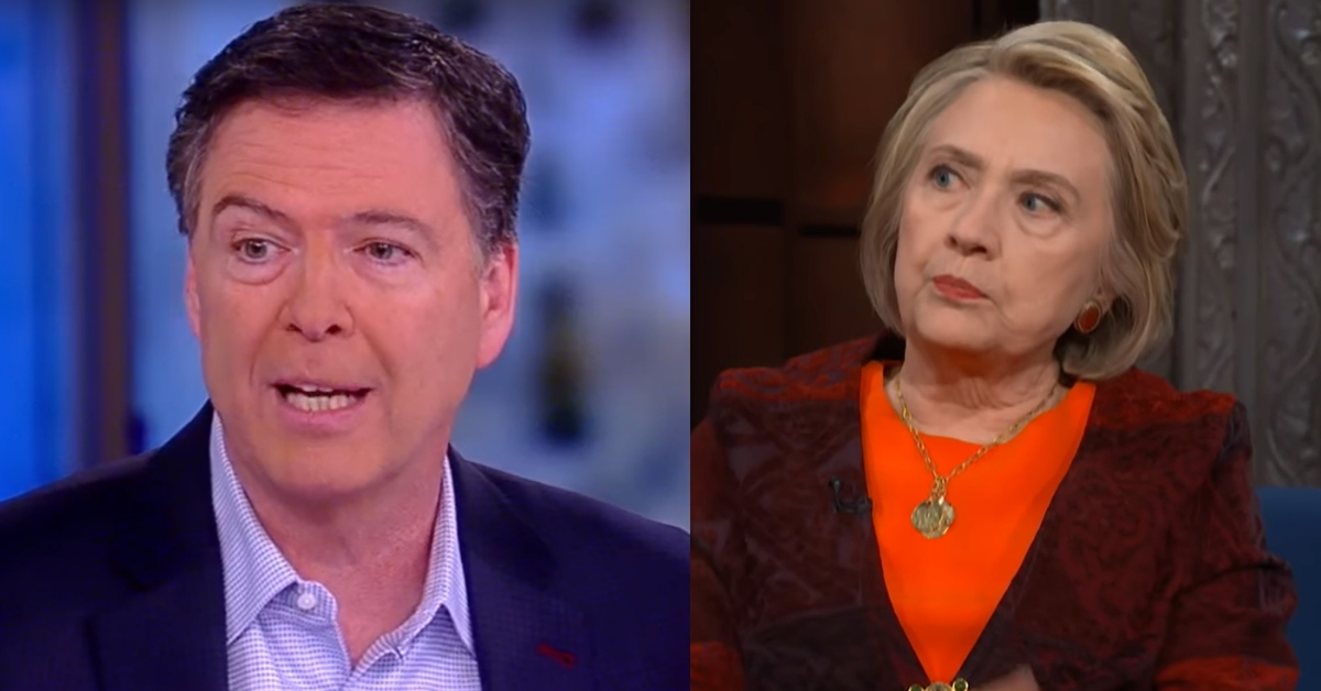 Fox News Finds Skeleton In James Comey's Closet That May Doom Hillary Clinton